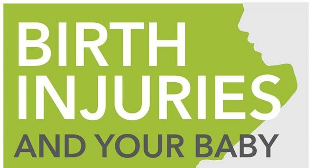 most common birth injuries